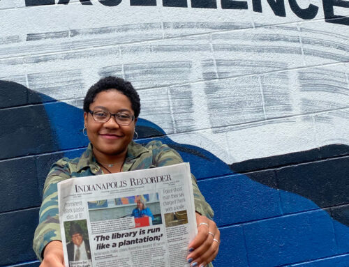 Rising IU Senior Covers Consequential Stories This Summer
