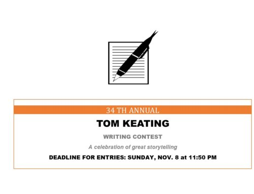 Tom Keating Competition Re-Imagined